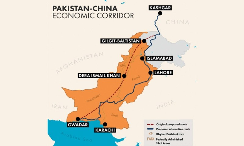 The China-Pakistan Economic Corridor Gets Even More Ambitious
