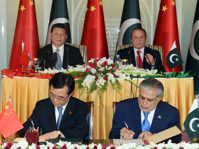 China Pakistan Economic Corridor and Defense Pact