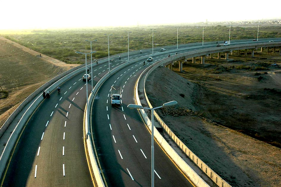 A new Silk Highway is under construction to link up northern Pakistan with China
