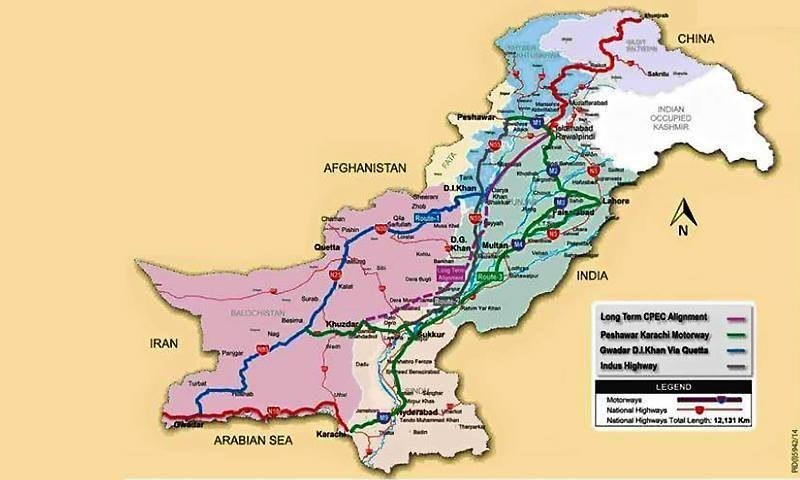 CPEC and the region