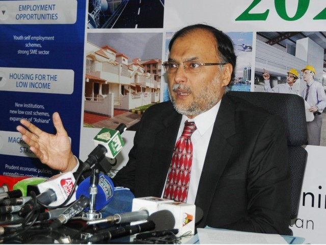 CPEC to help realize dream of economically developed Pakistan: Ahsan