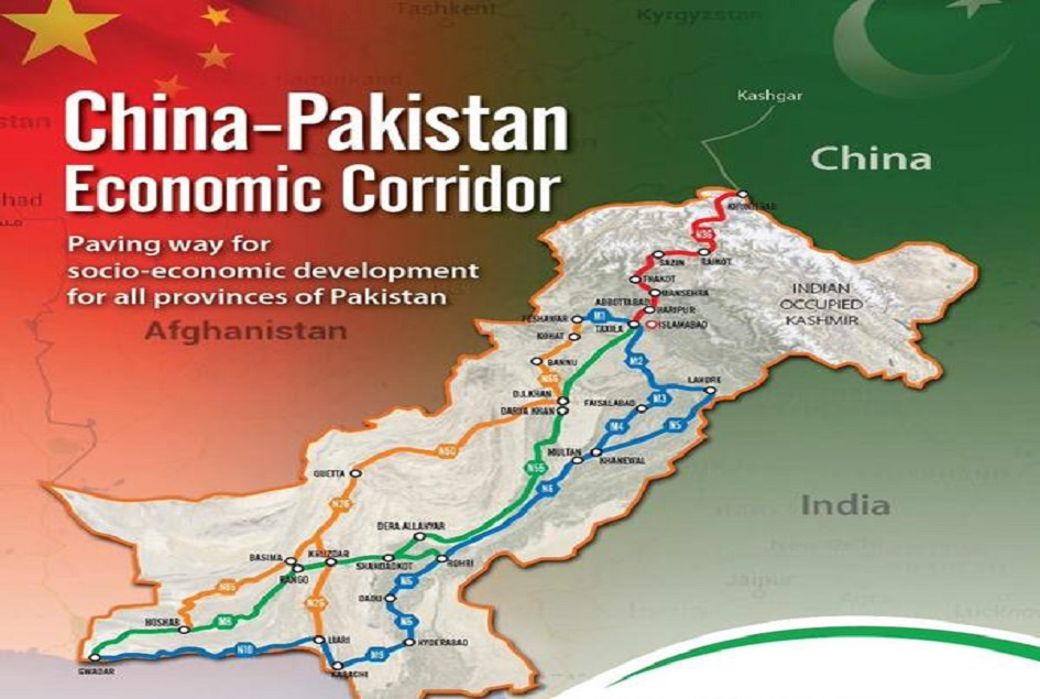 Parliamentary body may visit western route of CPEC