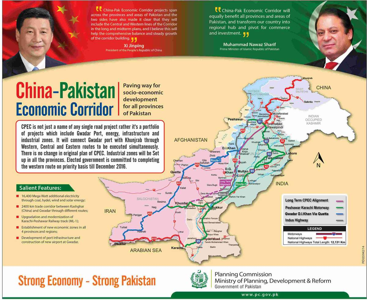An Introduction to CPEC