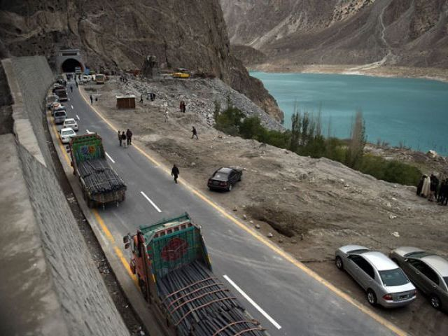 CPEC's western route clears another hurdle