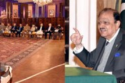 CPEC would immensely benefit people of GB: Mamnoon Hussain