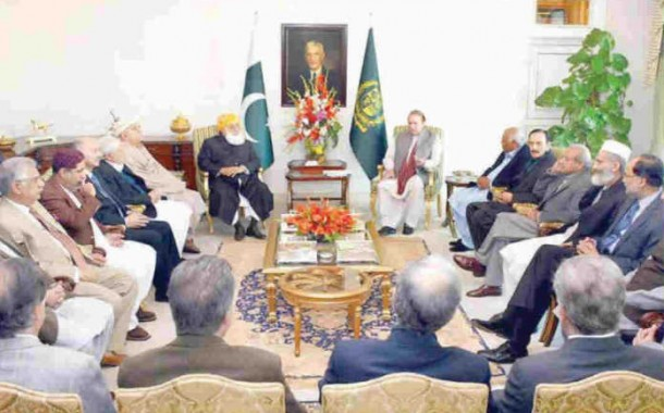 PM Forms 11-Member Committee to Oversee Progress on CPEC