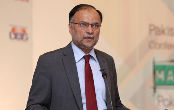 Pakistan's investment profile improved due to CPEC: Ahsan