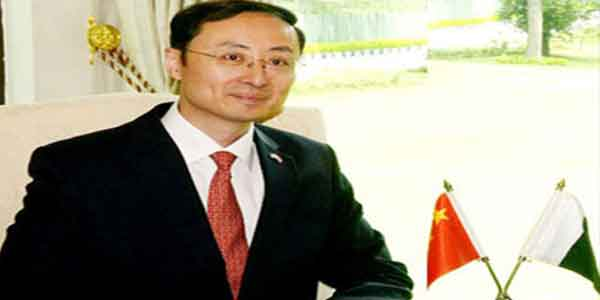 China glad on extensive support in Pakistan for CPEC