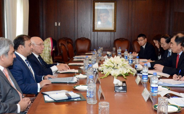 Pak, China discuss bilateral ties,agree to boost cooperation in the Maritime domain