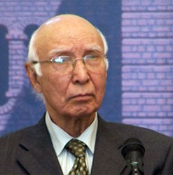 CPEC to expand Pakistan's trade, energy links: Sartaj