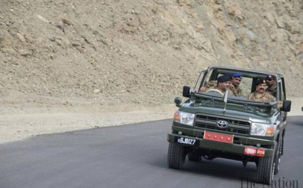Balochistan takes lead in CPEC
