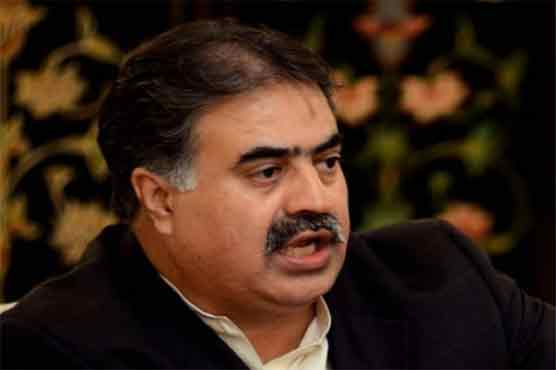 Work on CPEC going ahead swiftly: CM Balochistan