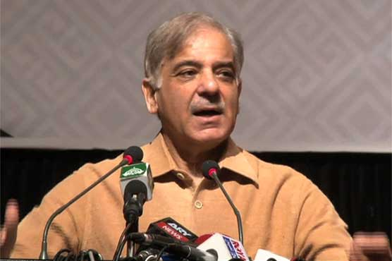 Shehbaz meets Chinese vice foreign minister in Beijing