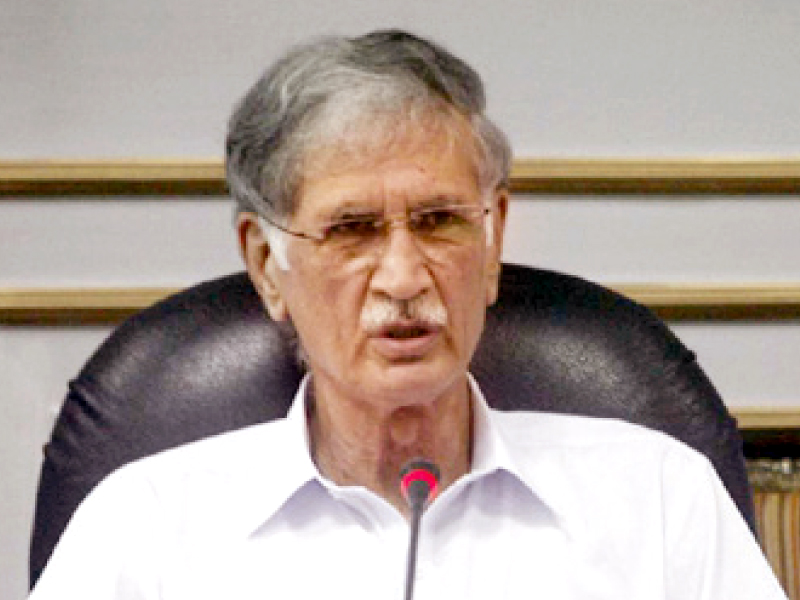 KP CM says his reservations about CPEC addressed