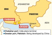 Chahbahar and Gwadar