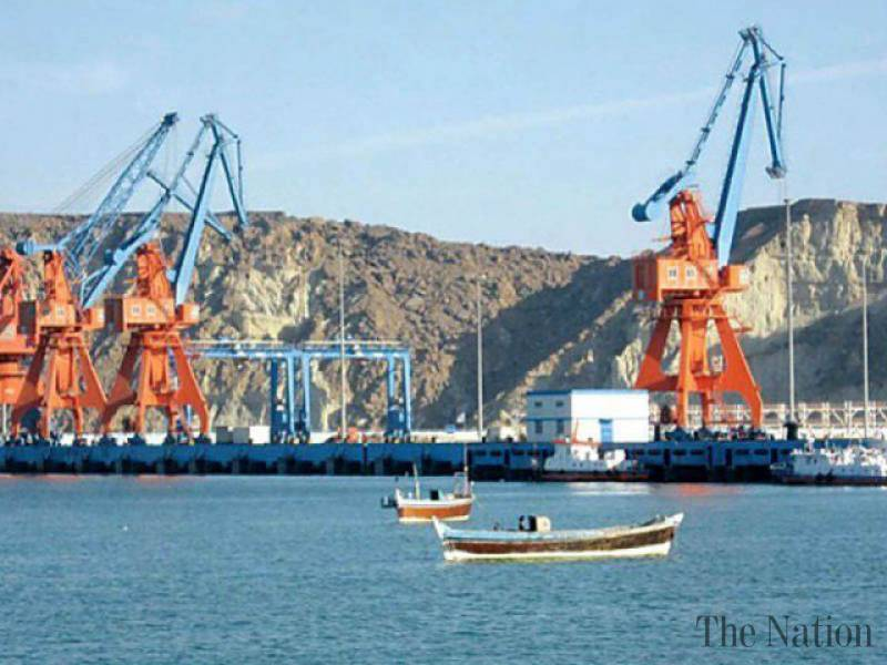 Gwadar port to create 40,000 jobs: GPA chairman