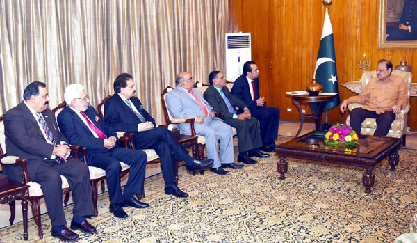 CPEC to bring economic turnaround in Pakistan: President
