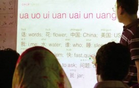 Pakistani student, surprised Chinese teachers with accurate Chinese accent