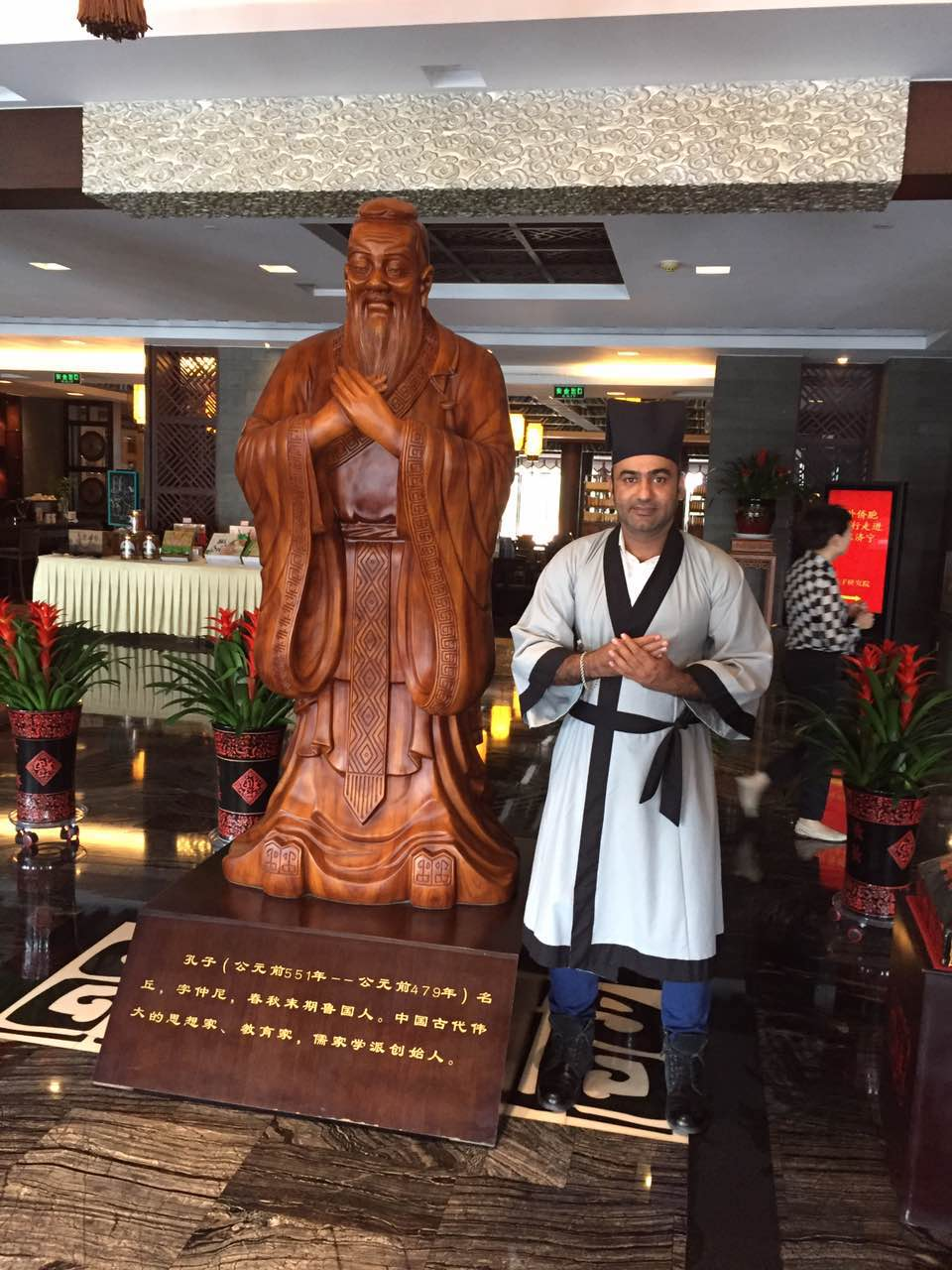 巴基斯坦和中国文化的差异
